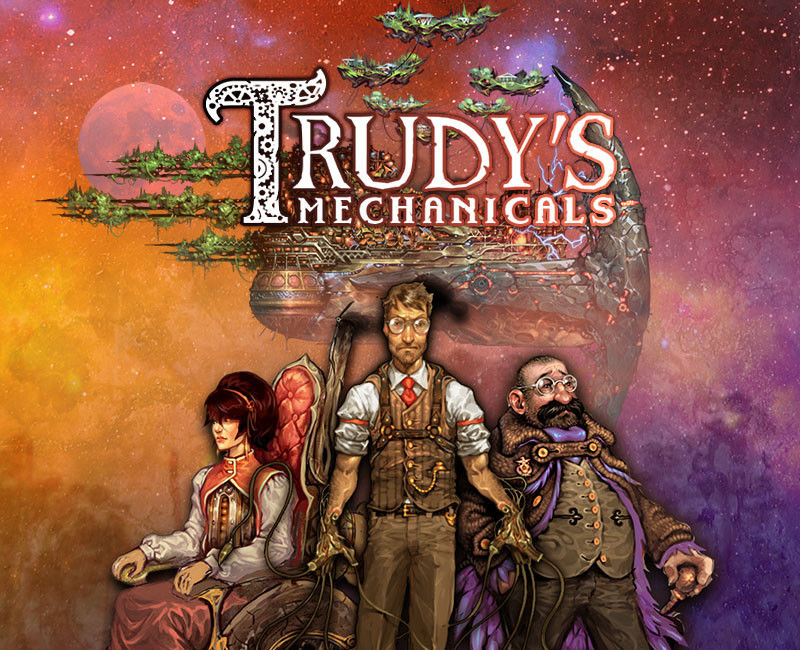 Trudys Mechanicals Logo