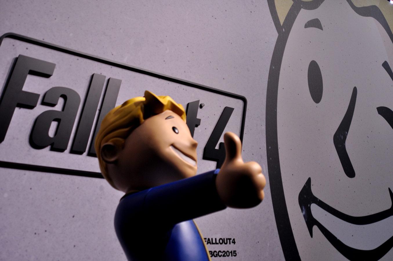 Fallout 4 Gamescom 2015