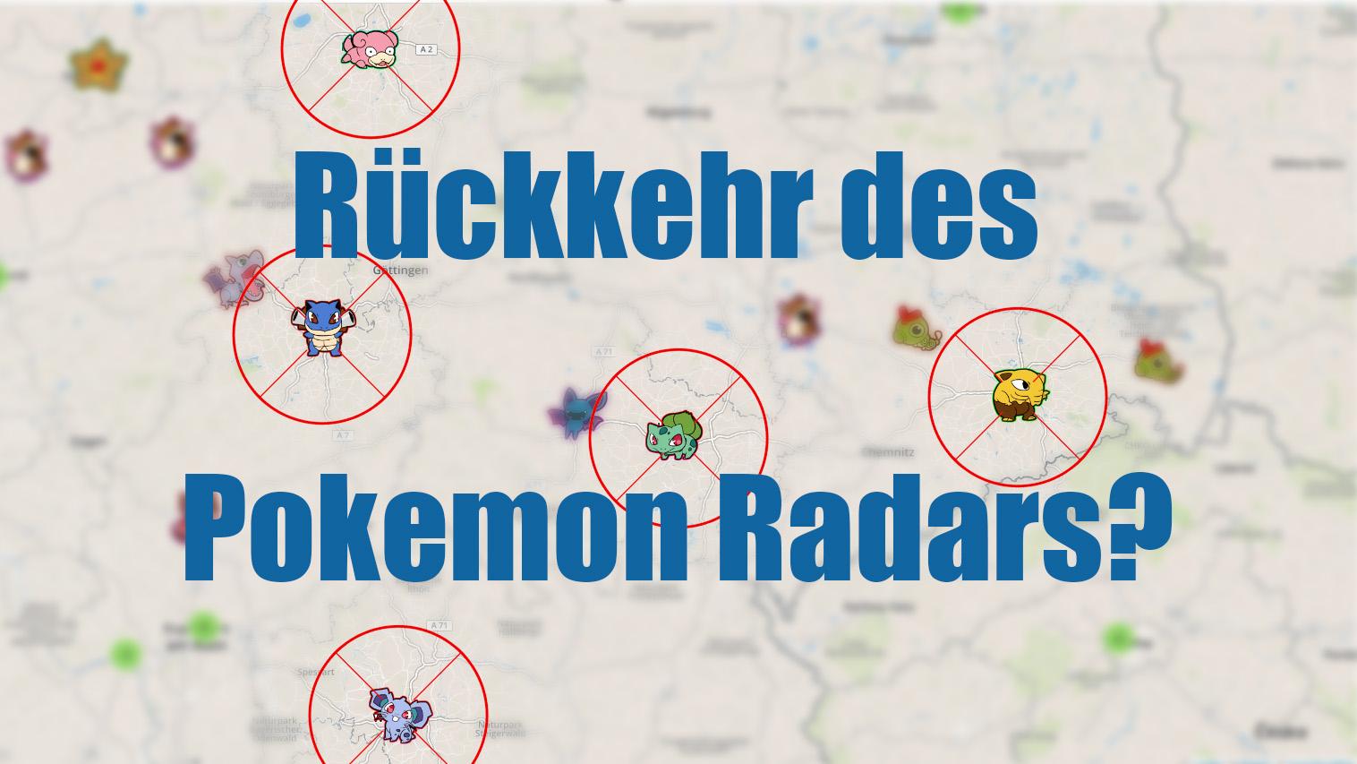 Pokémon Go - API geknackt  Rückkehr der Tracker wahrscheinlich