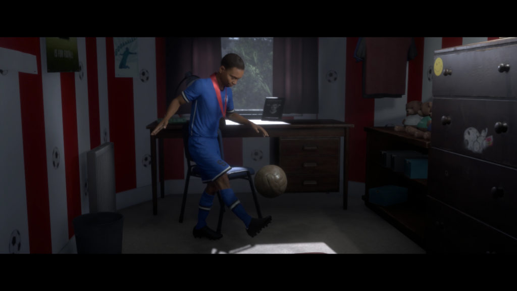 Nach der Meisterschaft ist vor der Karriere - Screenshot FIFA 17