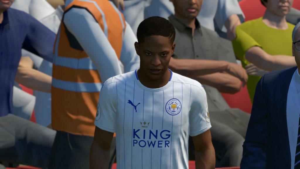 Kurz vor dem Ligadebüt - Screenshot FIFA 17