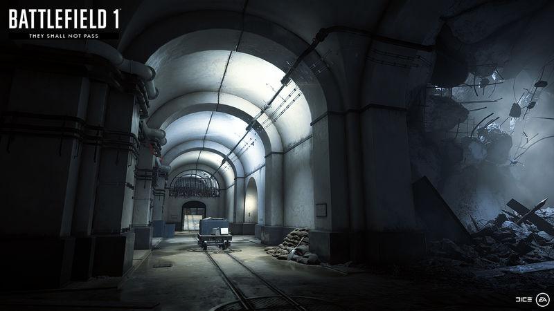 Erweiterungen von Battlefield 1