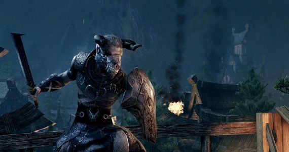 Horns of Reach ist das neue DLC für Elder Scrolls Online.