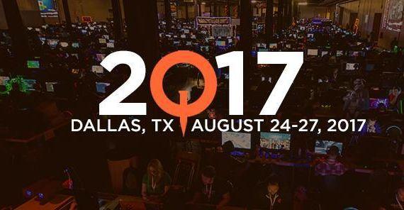 Parallel zur Gamescom findet in Dallas die QuakeCon statt. (Quelle: Bethesda)