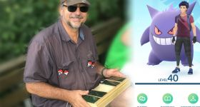 Christian Bothe, Level 40, Pokémon Go, Niantic