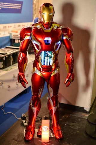 Ironman Mk45, Siratas Vutipapornkul