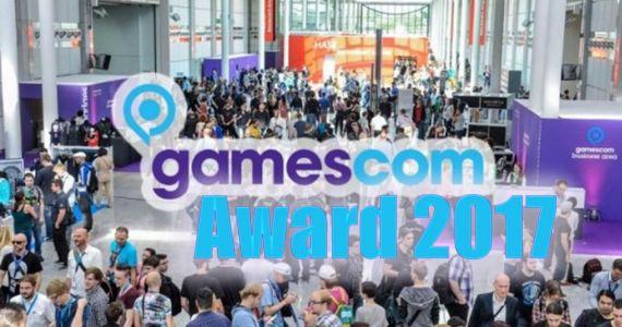 Die Gewinner des gamescom awards 2017 stehen fest. Quelle: gamescom