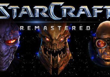 Starcraft Remastered - Logo (Quelle: Blizzard)