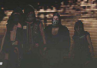 WWE 2K18 Roster WWE Cesaro Alerxander Wolfe