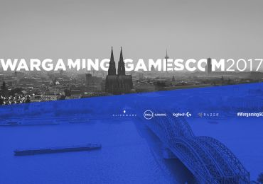 Wargaming, Banner, Gamescom, GC2017