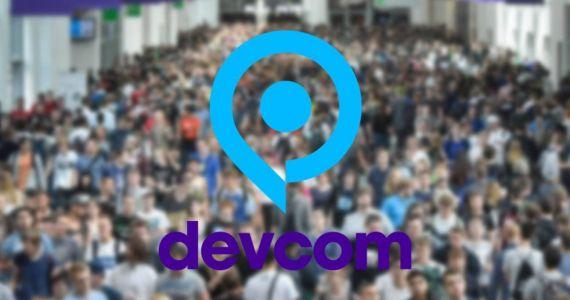 Die devcom hat auf der gamescom 2017 voll eingschlagen