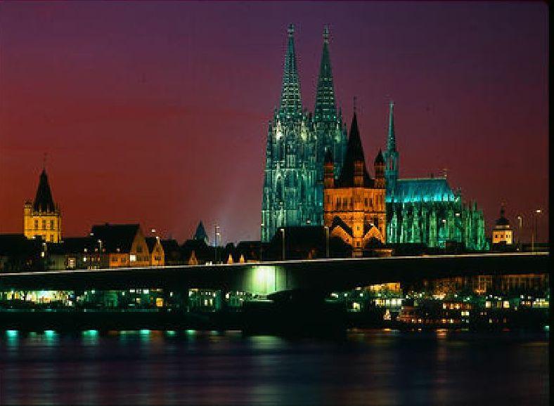 Seit 2009 findet die Gamescom in Köln statt. Mit der Gaming Night soll die Messe nun auch Nachts geöffnet sein. Quelle: Kölnmesse