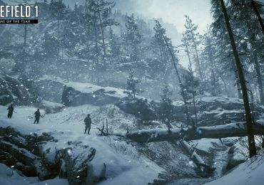 Battlefield 1 In The Name of Tsar DICE