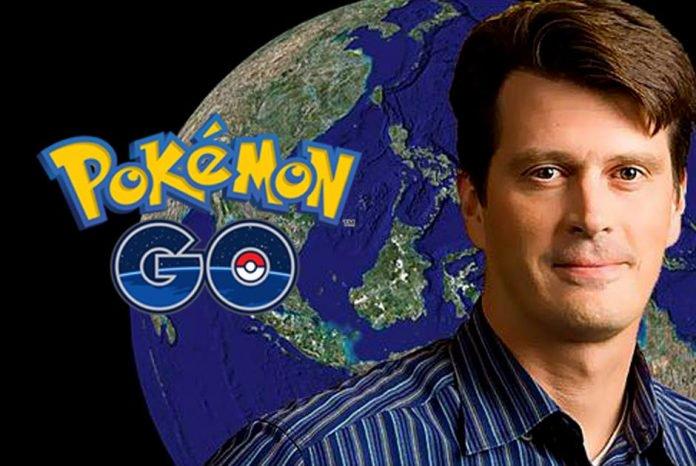 CEO John Hanke berichtet über die Zukunft der Augmented Reality und den Mehrwert für Pokémon Go. (Quelle: Niantic)