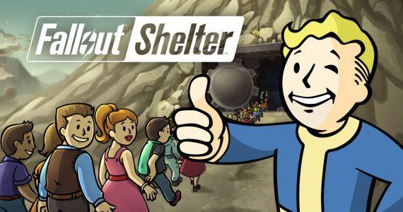 Fallout Shelter hat die 100 Millionen Spieler Marke geknackt. (Quelle: Bethesda)