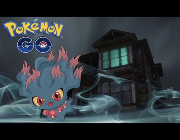 Pokémon Geist Misdreavus (2. Gen). Quelle: Getty