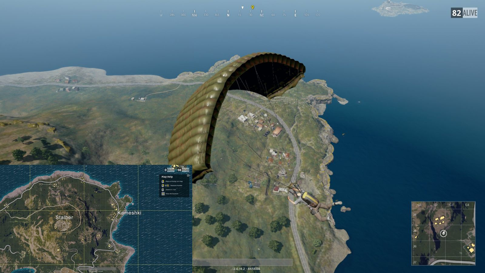 Kameshki: Das neue Örtchen am Meer (Screenshot)