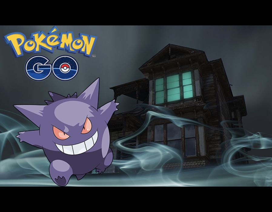 Pokémon Geist Gengar (1. Gen). Quelle: Getty