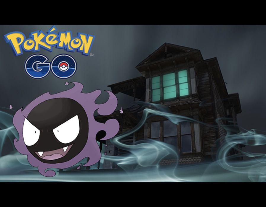 Pokémon Geist Ghastly (1. Gen). Quelle: Getty