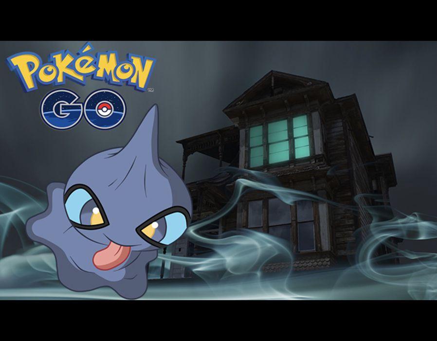 Pokémon Geist Shuppet (3. Gen). Quelle: Getty