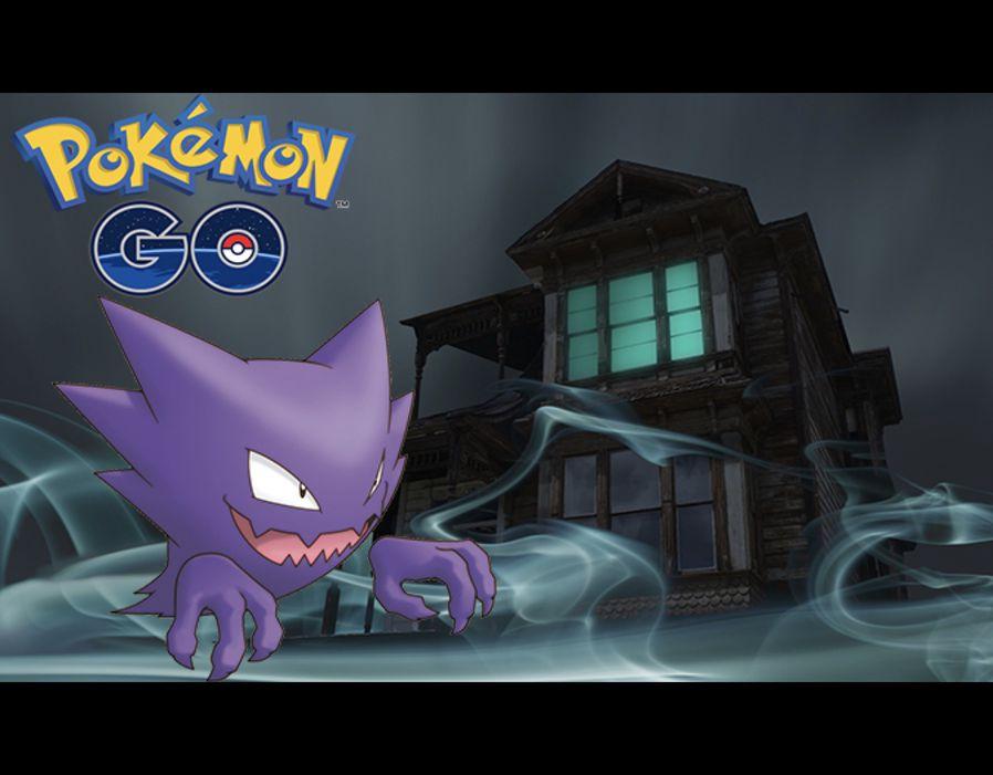 Pokémon Geist Haunter (1. Gen). Quelle: Getty