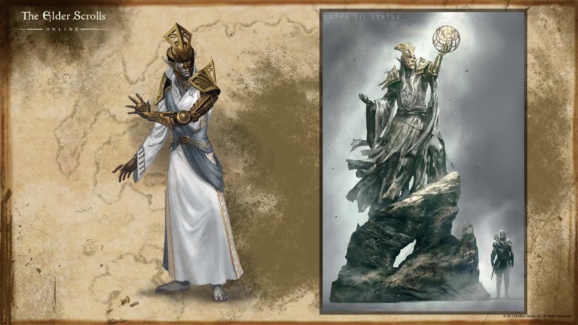 The Elder Scrolls Online Clockwork City Erscheint Im Herbst