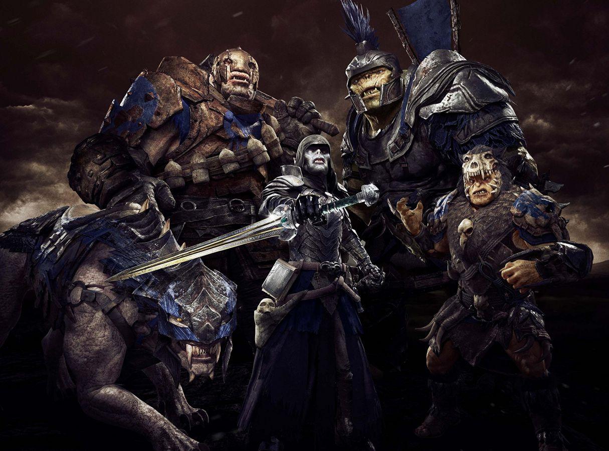 Mode 100% hohe Qualität ästhetisches Aussehen Mittelerde: Schatten des Krieges - Orc Tales Trailer jetzt ...