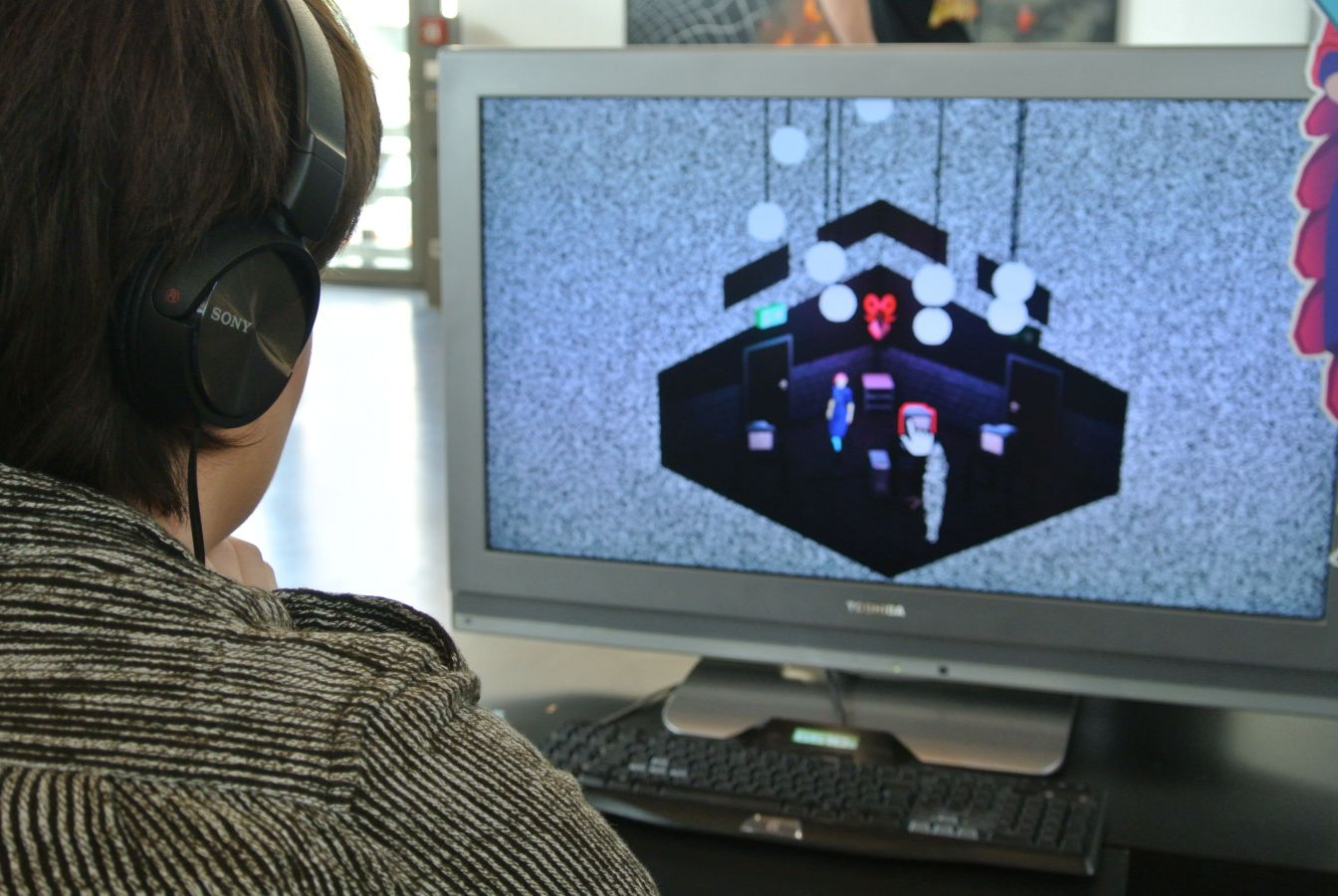 Heute eröffnet die neue interaktive Ausstellung State Of The Art Games im Künstlerhaus des KunstKulturQuartiers in Nürnberg.