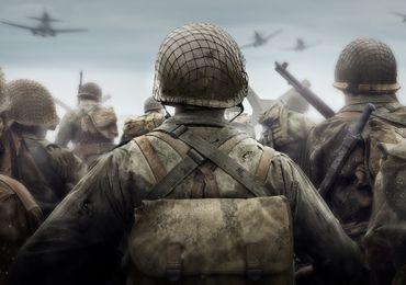 Activision veröffentlicht zu Call of Duty WWII drei Live-Action-Trailer zu Reassemble. (Quelle: Activision)