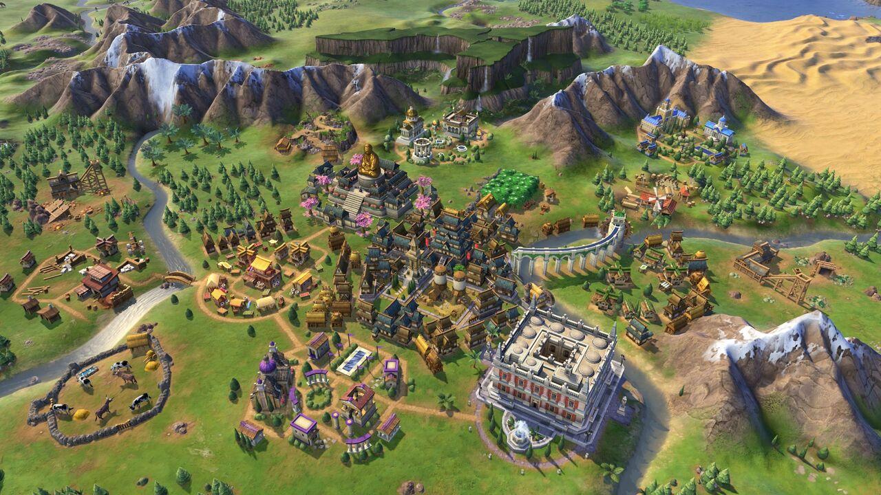 Mit dem neuen Addon Rise and Fall für Civilisation VI kommen einige Neuerungen auf die Spieler zu. (Quelle: 2K)
