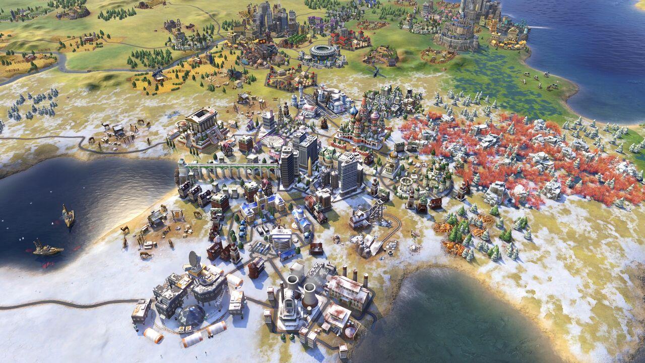 Sid Meier's Civilization ist die am längsten bestehende Spielereihe von 2K. Wir freuen uns sehr darauf, den Fans diese spannende, dynamische Erweiterung zu präsentieren, mit der sie Civilization VI auf eine völlig neue Art erleben werden, so Matt Gorman, VP of Marketing bei 2K. (Quelle: 2K)