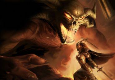 Entwickler Beamdog arbeitet an einer Enhanced Version des Rollenspielklassikers Neverwinter Nights. Quelle: Wallpaper Abyss)