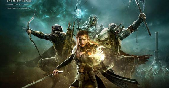 Werde Teil von The Elder Scrolls Online und spiele vom 30. November bis zum 06. Dezember gratis auf sämtlichen Plattformen. (Quelle: The Elder Scrolls Online)