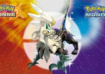 Pokémon Sonne und Mond schillerndes Amigento Amigento