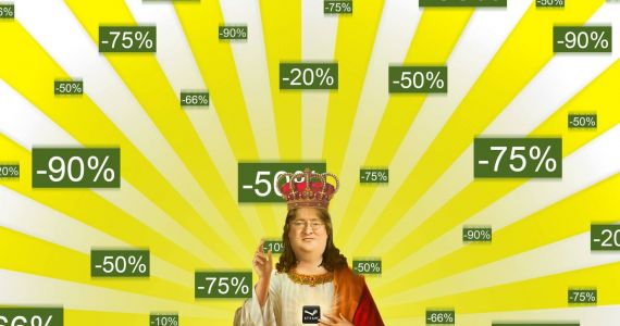Steam Herbst Sale