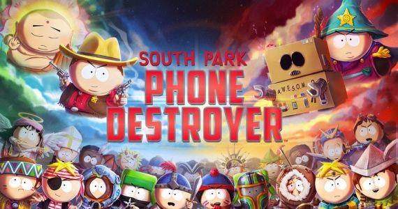 Erhältlich ist das neue Mobile Game von Ubisoft für Android und iOS. (Quelle: South Park nordic studios)