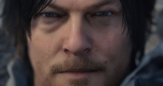 Norman Reedus spielt den Hauptcharakter Sam in Death Stranding. (Quelle: Youtube)
