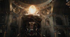 Derjenige, der das Easter Egg findet, dem gehört das gesamte Vermögen sowie die Firma OASIS des verstorbenen Game Designers Halliday. Are you Ready Player One?(Quelle: Youtube)