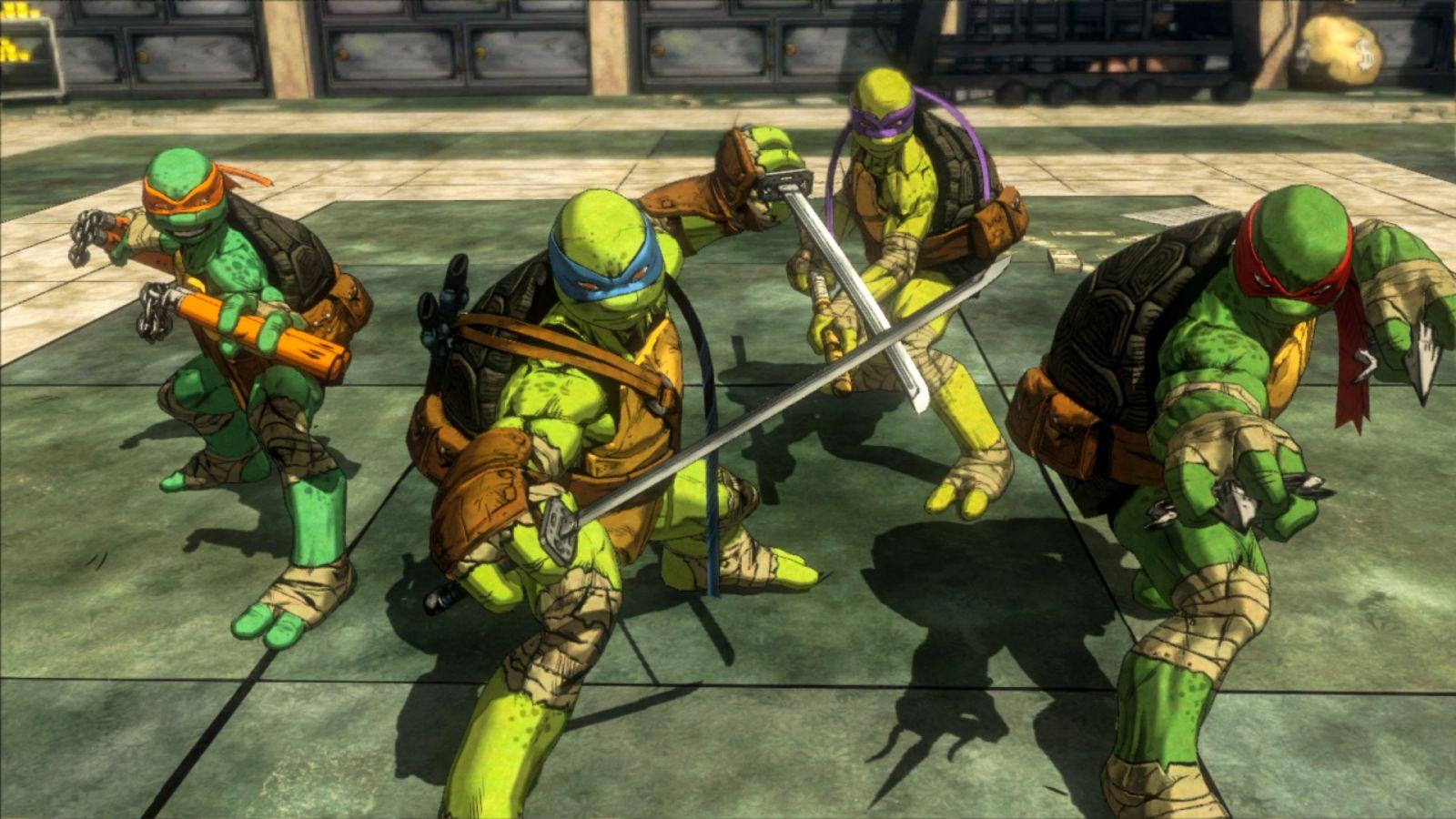 Bereits Anfang des Jahres nahm Activision einige Spiele aus dem Teenage Mutant Ninja Turtles Universum aus dem Steam-Sortiment. (Quelle: GameZone)
