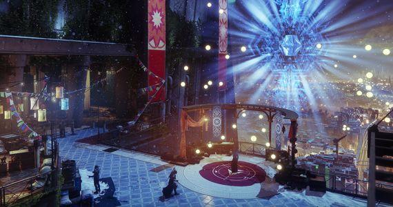 """Event """"Der Anbruch"""" startet bei Destiny 2. (Quelle: Bungie.net)"""