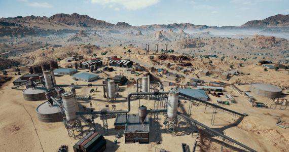 2018 soll die neue Karte Miramar für PUBG erscheinen. Xbox One Spieler können sich aber noch dieses Jahr freuen: Bluehole kündigt Veröffentlichung dafür an. (Quelle: PUBG)