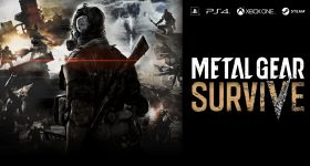 Metal Gear Survive Konami Op