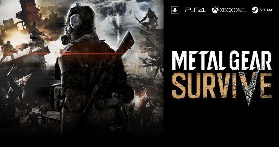 Metal Gear Survive Konami Op