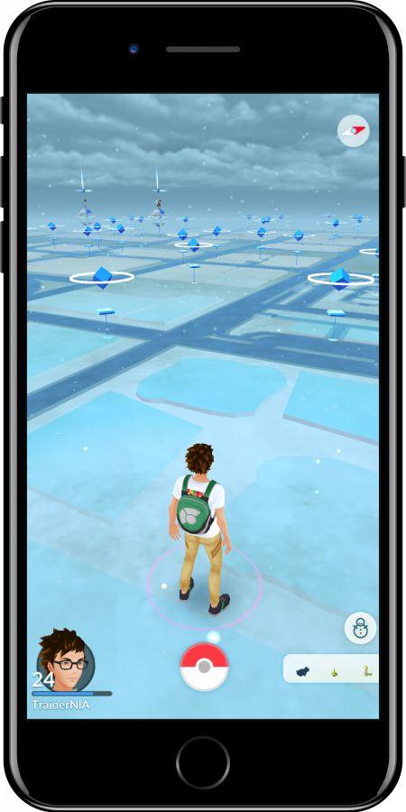 Schnee Quelle: pokemongo.nianticlabs.com