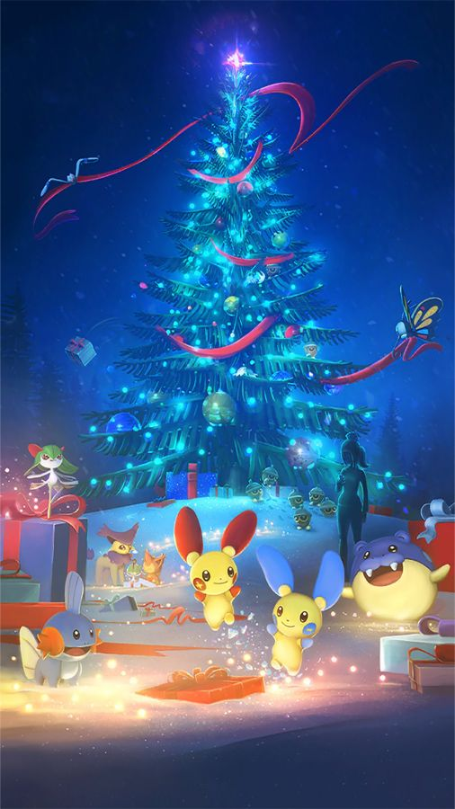 Der neue Loadingscreen für Pokémon GO. Quelle: pokemongohub.net