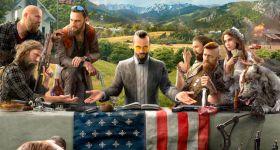 In Far Cry 5 hast du nur ein Ziel: Geh' dem Sektenführer Joseph Seed auf die Nerven. (Quelle: gq.com)