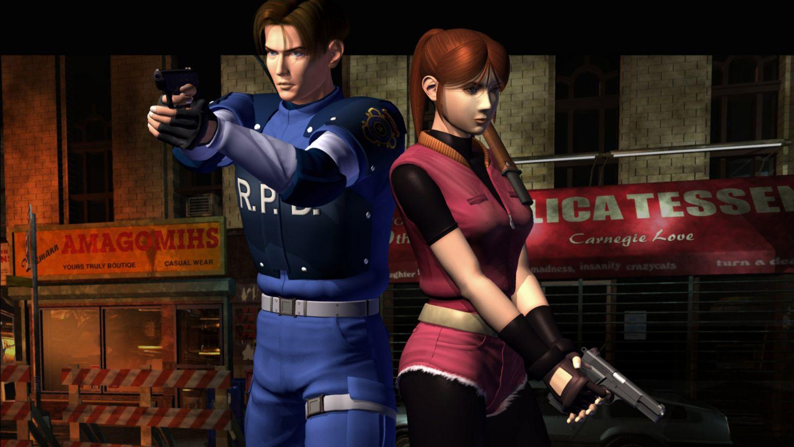 Am 24. Januar 2008 legte Resident Evil 2 den Grundstein für eine lange Serie des beliebten Horror Spiels. (Quelle: GIGA)