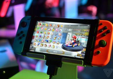 Das ist das Nintendo Jahr 2018. (Quelle: The Verge)