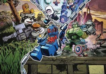 Warner Bros. Interactive Entertainment veröffentlicht die Charaktere des Champions DLC. Quelle: LEGO Marvel Super Heroes auf Twitter