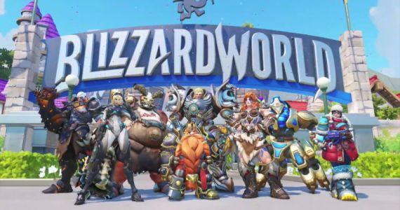 """Neben der neuen Karte """"Blizzard World"""" stehen in Overwatch noch einige andere Neuerungen an. (Quelle: PC Games.de)"""